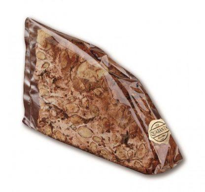 Quaranta Zachte Noga Chocolade Amandel Hazelnoten