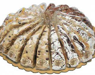 Quaranta Zachte Noga Chocolade taart assorti