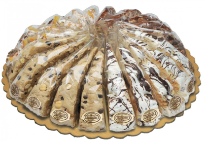 Quaranta Zachte Noga Taart Chocolade_Assorti