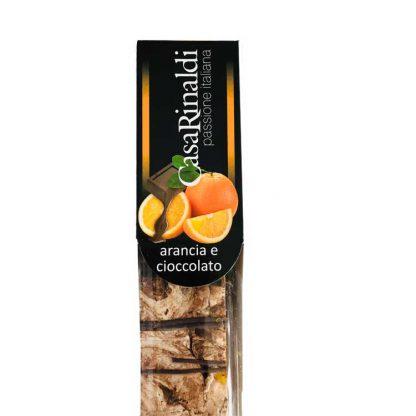 Noga.nl Italiaanse Zachte Noga reep Sinaasappel en Chocolade kopen
